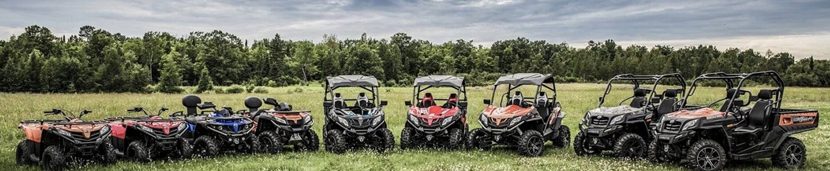 CF-Moto Line-Up 2019